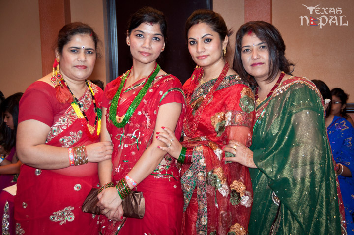 Teej Celebration 2012 in Irving Texas